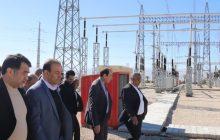 افتتاح طرح های بزرگ برق رسانی در منطقه ویژه اقتصادی لامرد با اعتبار ۵۷۵۰ میلیارد ریال