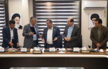 افتتاح باجه بانک ملی در منطقه ویژه اقتصادی لامرد