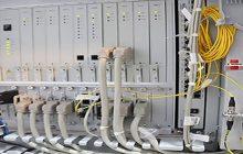 راه اندازی مرکز تلفن پیشرفته ۲۵۶ شماره ای در منطقه ویژه اقتصادی لامرد